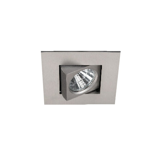 "WAC Lighting Prsc Oculux 2"" LED Square Adjustable Trim Spot Beam Recessed Light"
