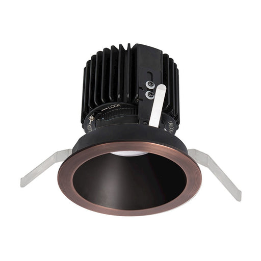 WAC Passion Volta Round LED Wide Flood Beam, Copper Bronze