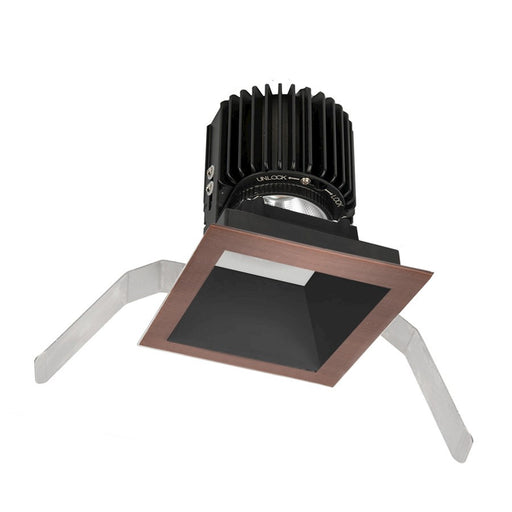 WAC Lighting Sarah Volta Square LED Flood Beam, Copper Bronze