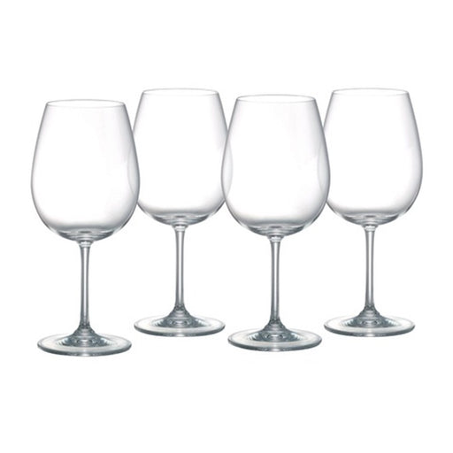 Marquis by Waterford Vintage Deep Red Wine in Set of 4