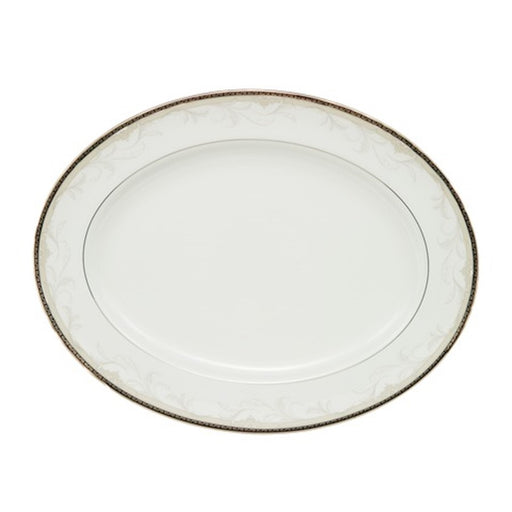 Waterford Brocade Oval Platter