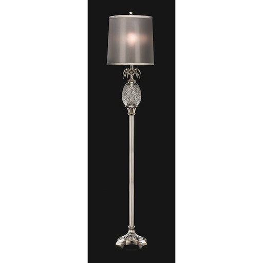 Waterford Hospitality Polished Nickel 62 in Floor Lamp
