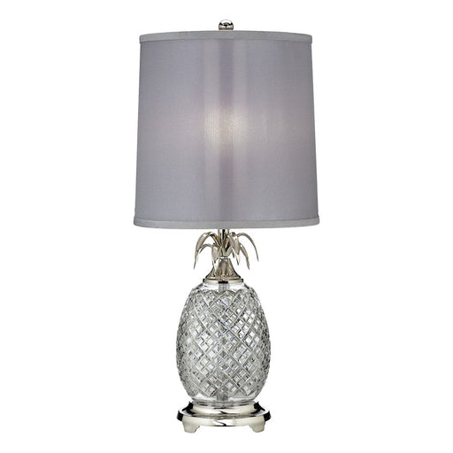 Waterford Hospitality Polished Nickel 26 in Table Lamp