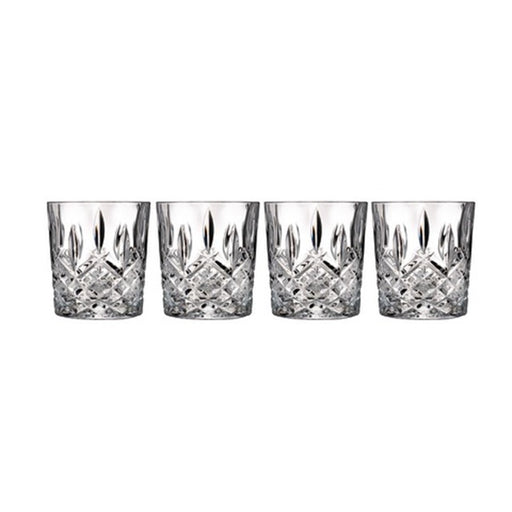 Waterford Markham Double Old Fashion in Set of 4
