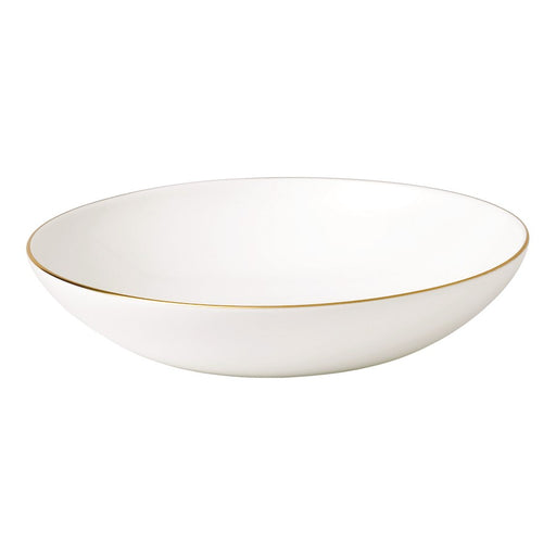Jasper Conran at Wedgwood Jasper Conran Gold Tipped Pasta Bowl