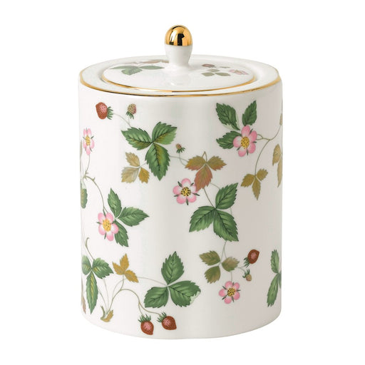 Wedgwood Wild Strawberry Tea Caddy
