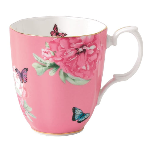 Miranda Kerr for Royal Albert Friendship Pink Vintage Mug