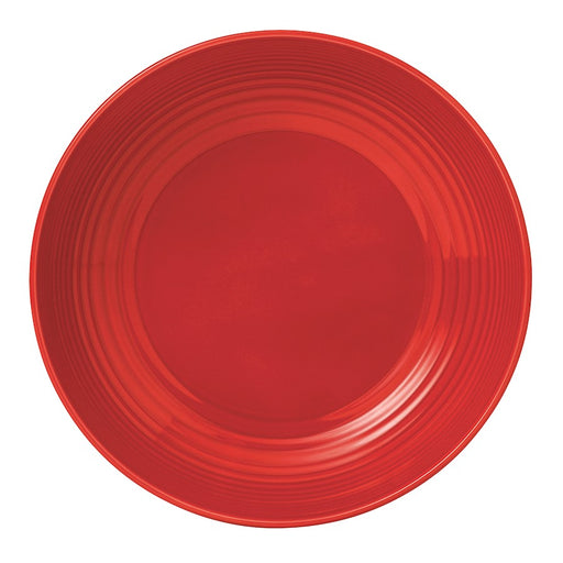 Gordon Ramsay by Royal Doulton Maze Chilli Red Salad Plate