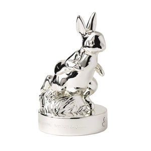 Wedgwood Peter Rabbit Silver Money Box