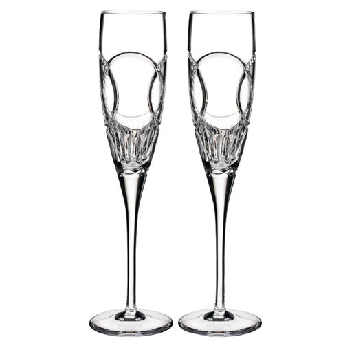 Waterford Love Wedding Vows Flute in Pair