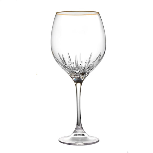 Vera Wang Wedgwood Duchesse Gold Goblet