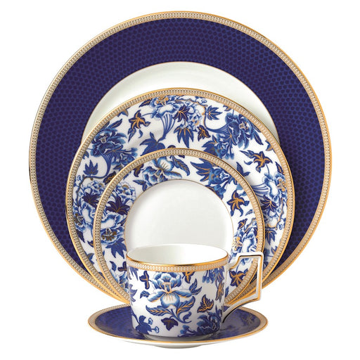 Wedgwood Hibiscus 5-Piece Place Setting