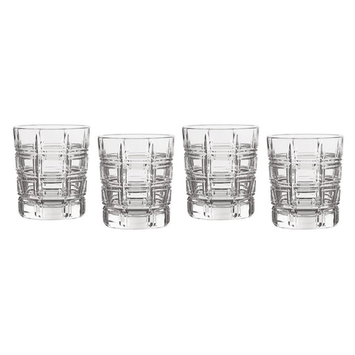 Waterford Crosby Double Old Fashion Set of 4