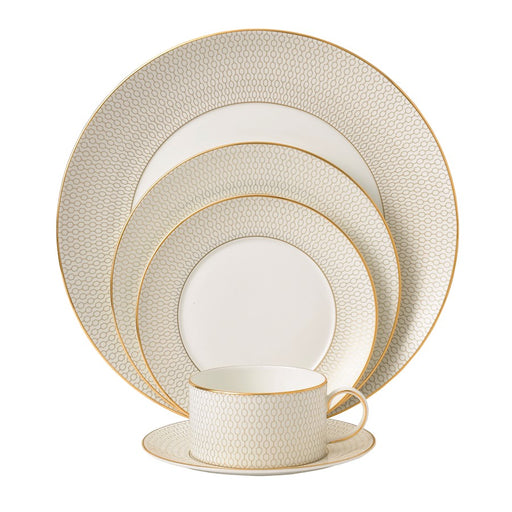 Wedgwood Arris 5-Piece Place Setting