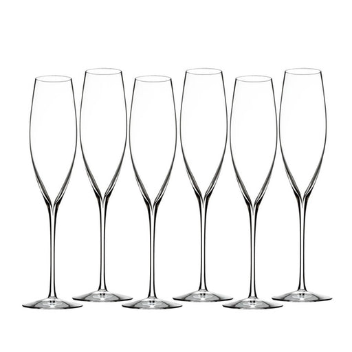 Waterford Elegance Champagne Classic Flute in Set of 6