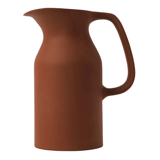 Barber and Osgerby for Royal Doulton Olio Red Medium Pitcher