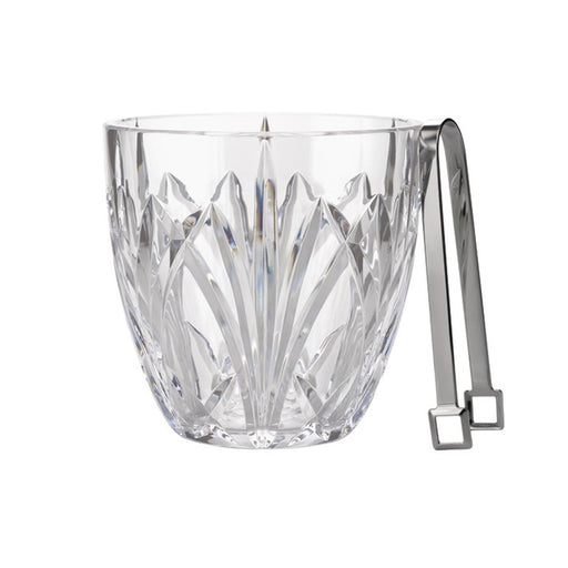 Waterford Brookside Clear Ice Bucket Set of 4