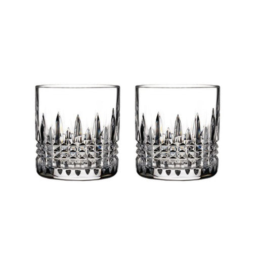 Waterford Lismore Diamond 7oz Straight Sided Tumbler in Pair