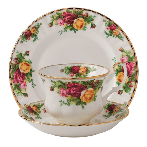 Royal Albert Old Country Roses 3-Piece Place Setting