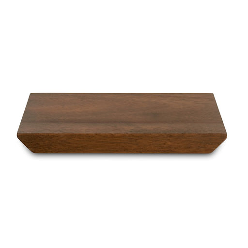 Vera Wang Wedgwood Vera Gradients Wood 9 in Plank Tray