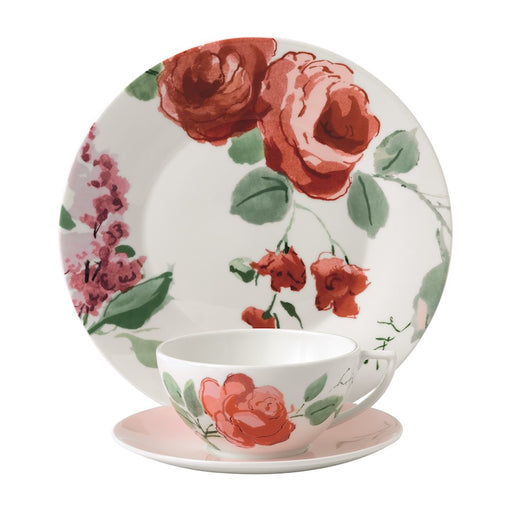 Jasper Conran at Wedgwood Jasper Conran Floral Rose 3-Piece Set