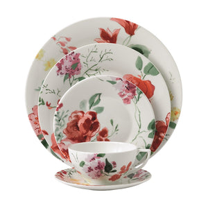 Jasper Conran at Wedgwood Jasper Conran Floral 5-Piece Place Setting