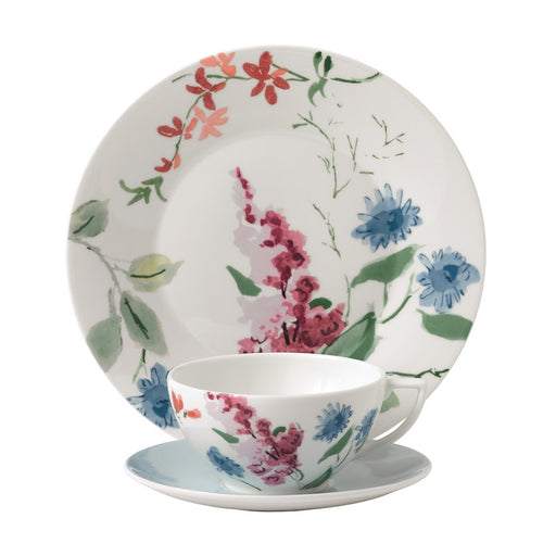 Jasper Conran at Wedgwood Jasper Conran Floral Cornflower 3-Piece Set