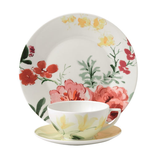 Jasper Conran at Wedgwood Jasper Conran Floral Buttercup 3-Piece Set