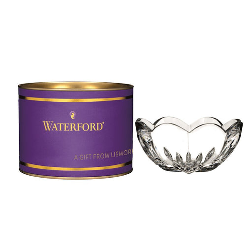 Waterford Giftology Lismore Heart Bowl