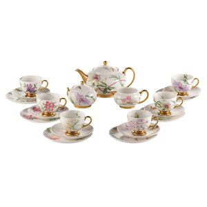 Wedgwood Floral Eden 21-Piece Set