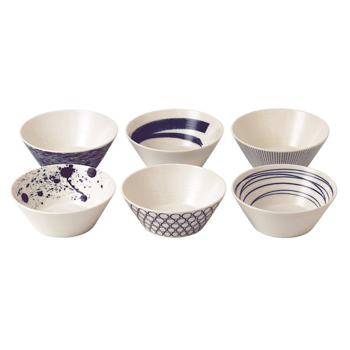 Royal Doulton Pacific Bowls in Set of 6