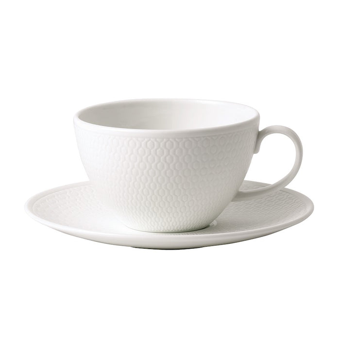 Wedgwood Gio Teacup and Saucer Set