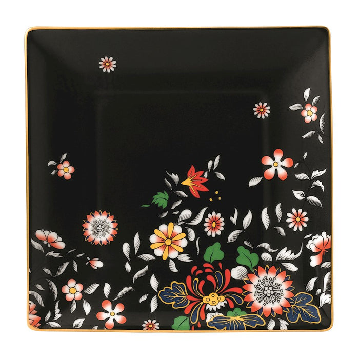 "Wedgwood Wonderlust Tray 5.7"" Oriental Jewel"