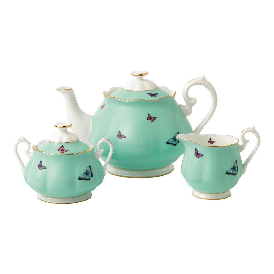 Miranda Kerr for Royal Albert Blessings 3-Piece Tea Set