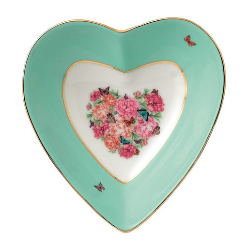 Miranda Kerr for Royal Albert Blessings Heart Tray 5""