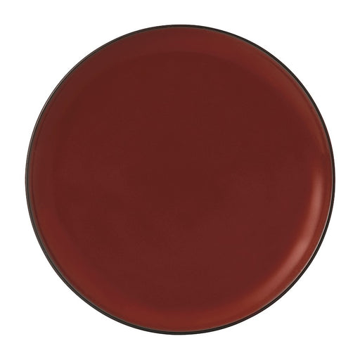 Gordon Ramsay by Royal Doulton Bread Street Dark Red Salad Plate