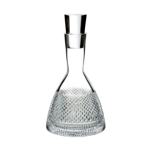 Waterford Crystal Diamond Line Decanter
