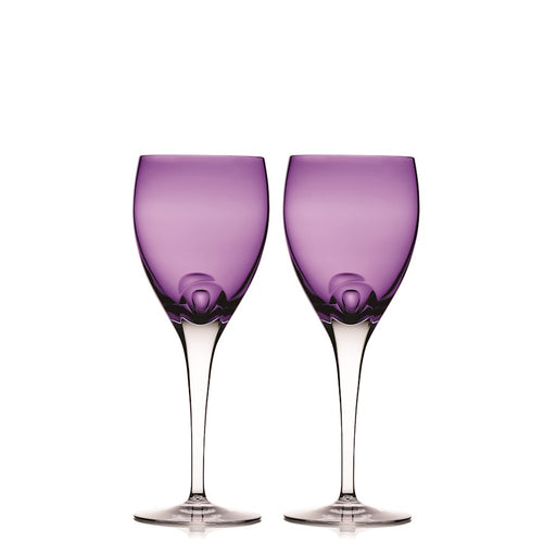 Waterford Crystal W Wine Set/2 Heather