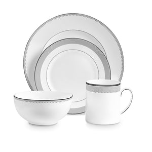 Vera Wang Wedgwood Grosgra in 4-Piece Setting