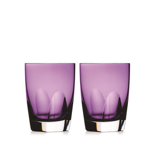 Waterford Crystal W Tumbler Set/2 Heather