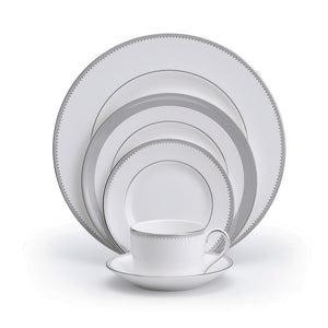 Vera Wang Wedgwood Grosgra in 5-Piece Place Setting