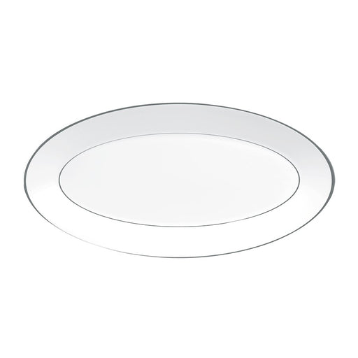 Jasper Conran at Wedgwood Platinum Small Oval Platter