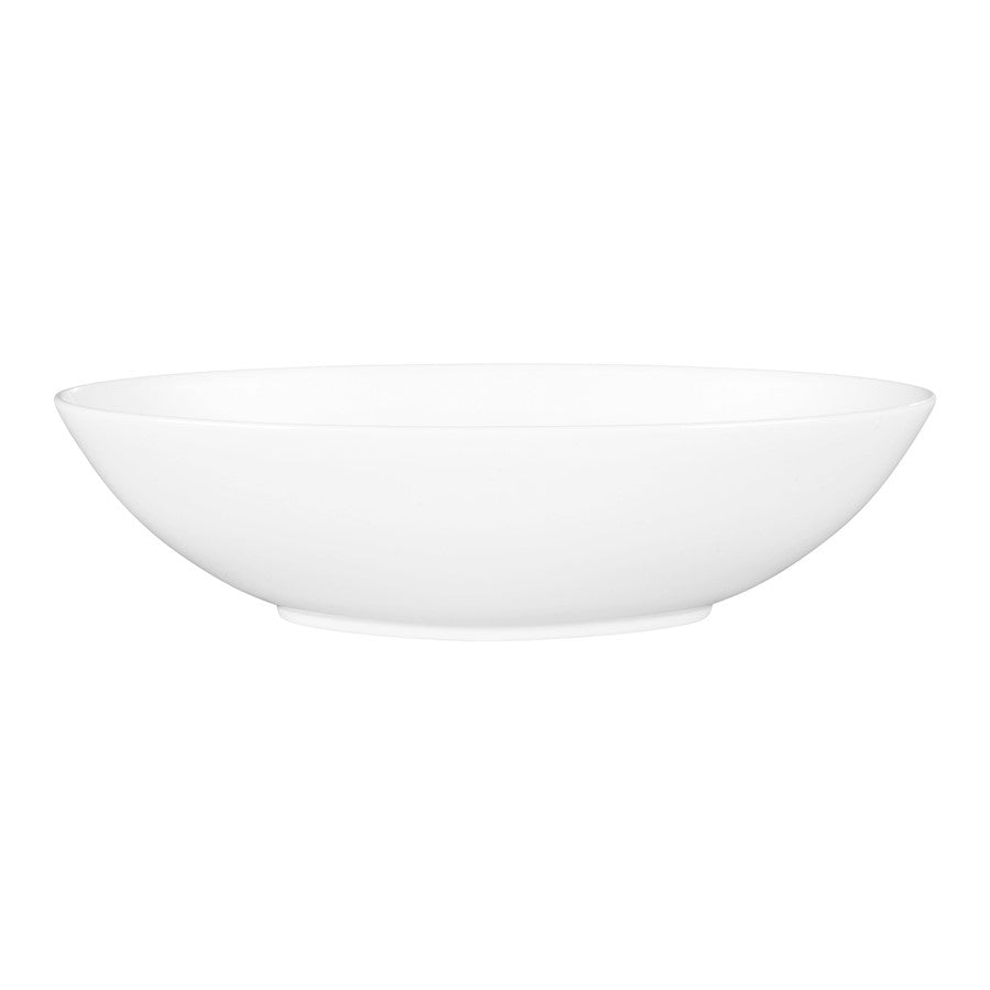 Jasper Conran at Wedgwood White Bone China Oval Vegetable Bowl