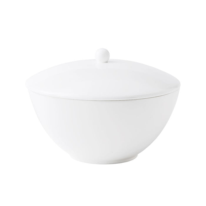 Jasper Conran at Wedgwood White Bone China Covered Vegetable Bowl