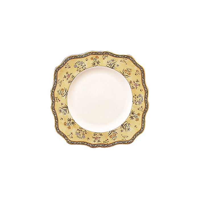 Wedgwood India Square Salad Plate