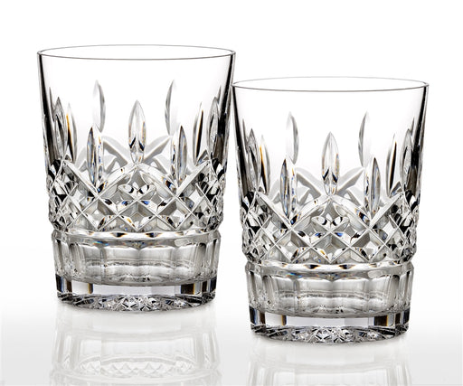Waterford Lismore 12oz Double Old Fashioned in Pair
