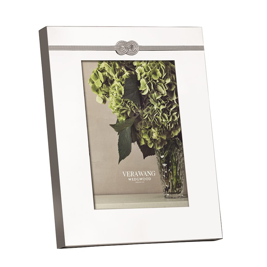Vera Wang Wedgwood Vera Infinity 5x7 Picture Frame