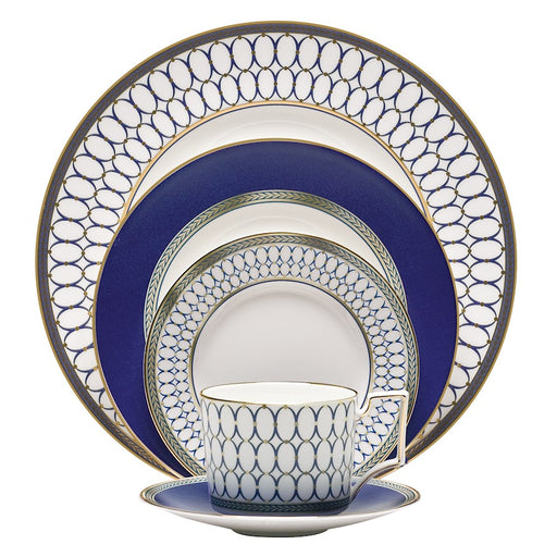 Wedgwood Renaissance Gold 5-Piece Place Setting