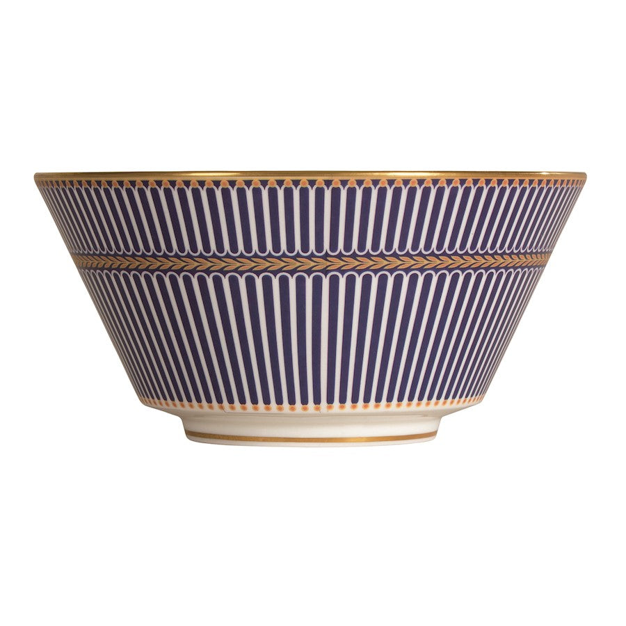 Wedgwood Anthemion Blue All Purpose Bowl 6""