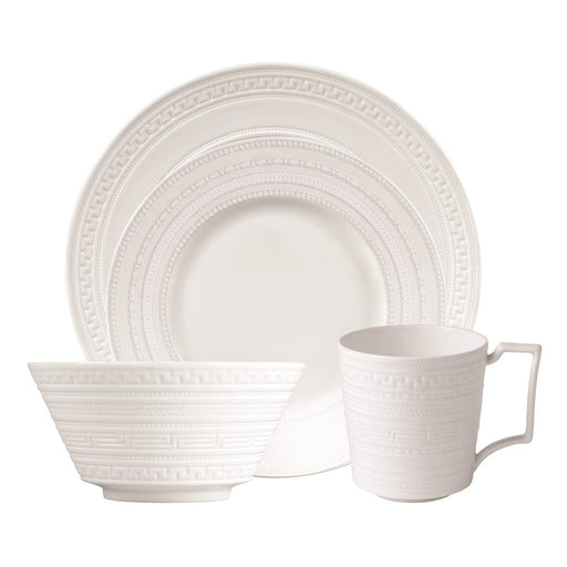 Wedgwood Intaglio 4-Piece Place Setting